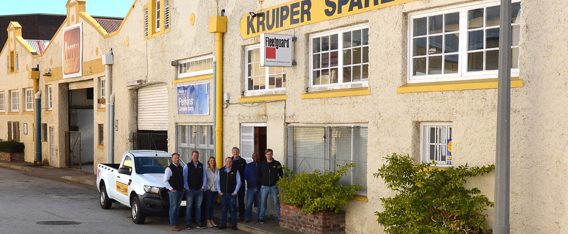 Kruiper Spares Port Elizabeth
